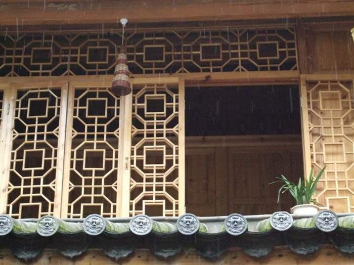 中式建筑仿古门窗