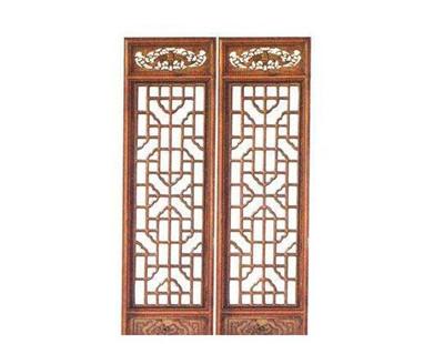 木雕仿古门窗厂