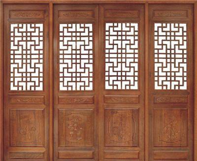 郑州中式仿古门窗厂