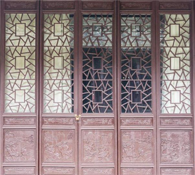 仿古门窗家具
