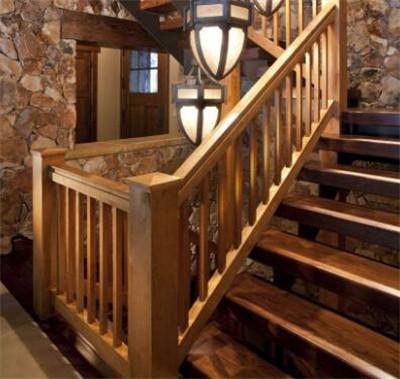 郑州实木楼梯