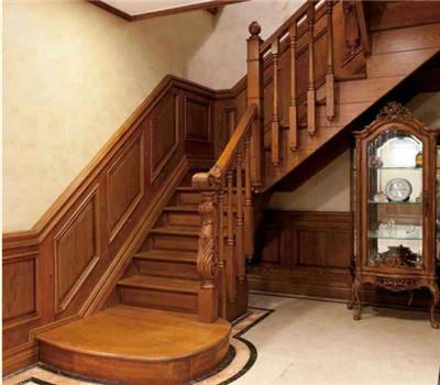 河南实木楼梯生产厂家