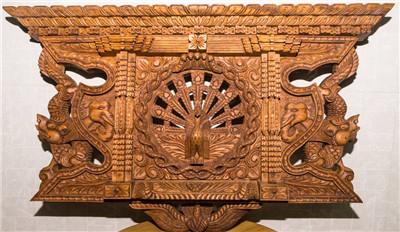 河南木雕加工生产