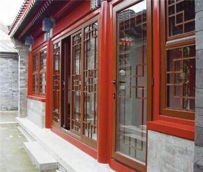 中式仿古门窗厂家