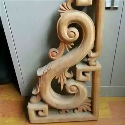 仿古木雕定做