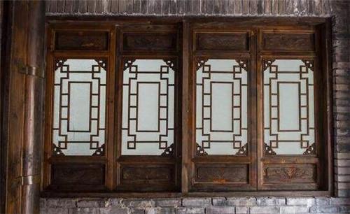 中式仿古门窗定制