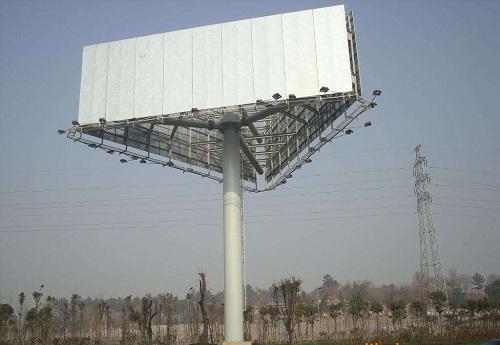 郑州楼顶广告牌制作厂家