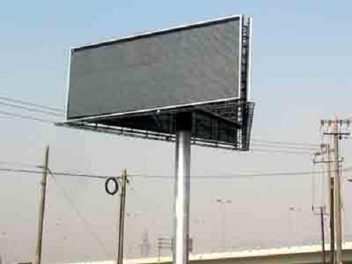 河南三面翻广告牌安装