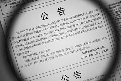 重庆登报业务