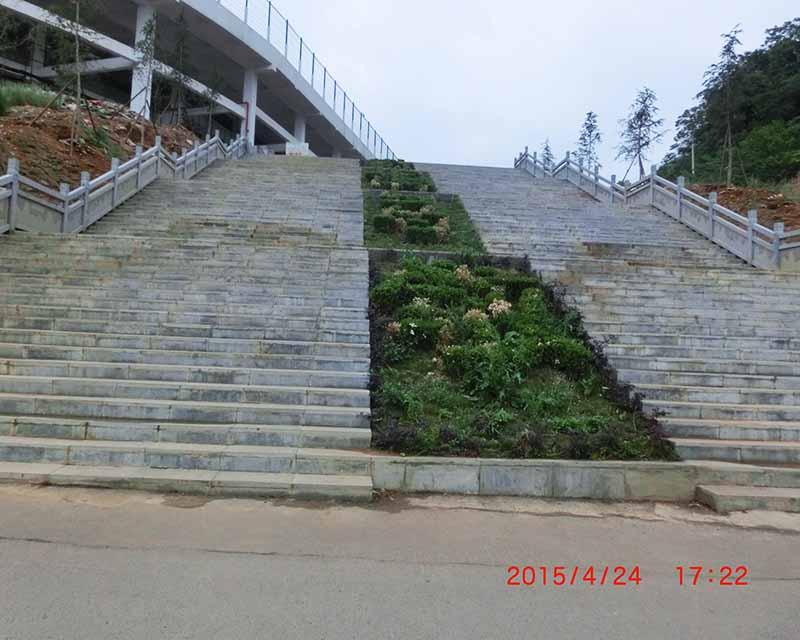 北京兴仁石栏杆