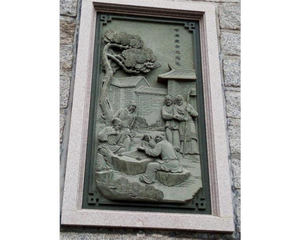 西安普安浮雕