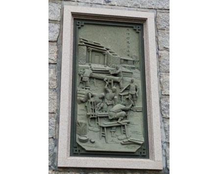 扬州安龙浮雕