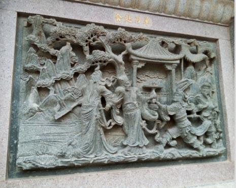 贵阳石材浮雕