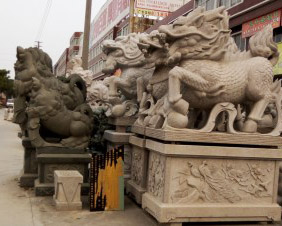 北京贵阳景观雕塑
