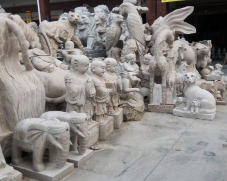 天津石材雕刻