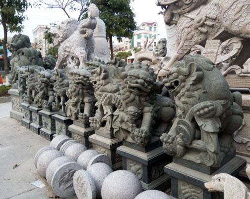 天津兴义石材雕刻