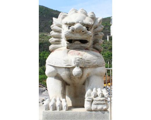 天津兴义石狮子