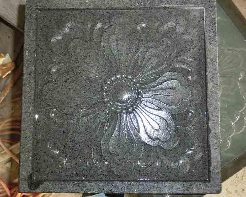 贵州石材线雕