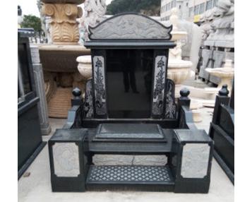 贵州册亨艺术墓碑
