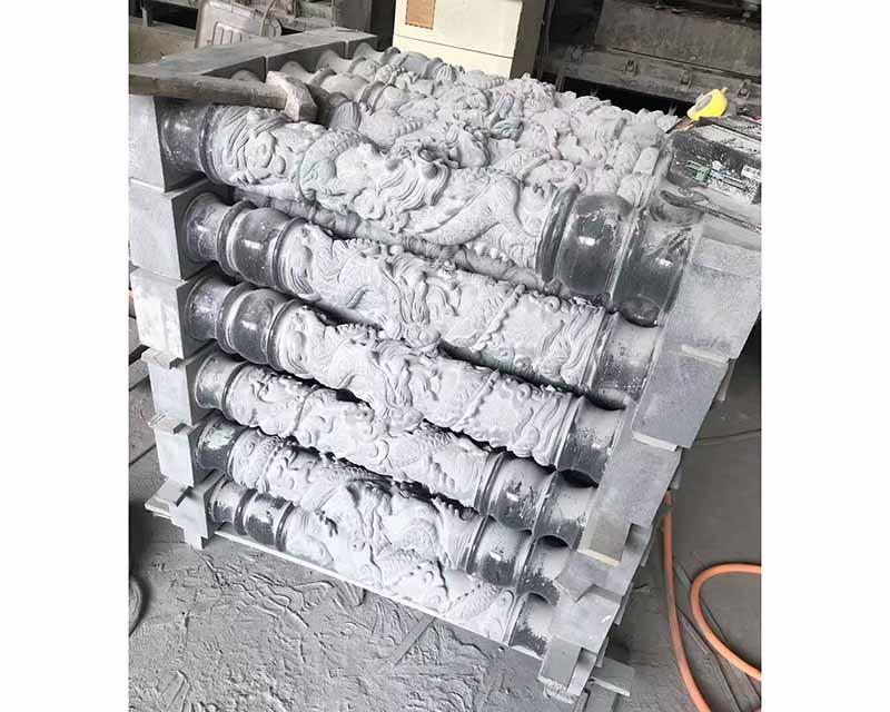 天津贵州石材栏杆