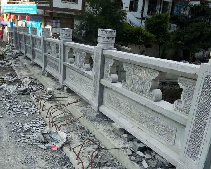 贵阳石材栏杆