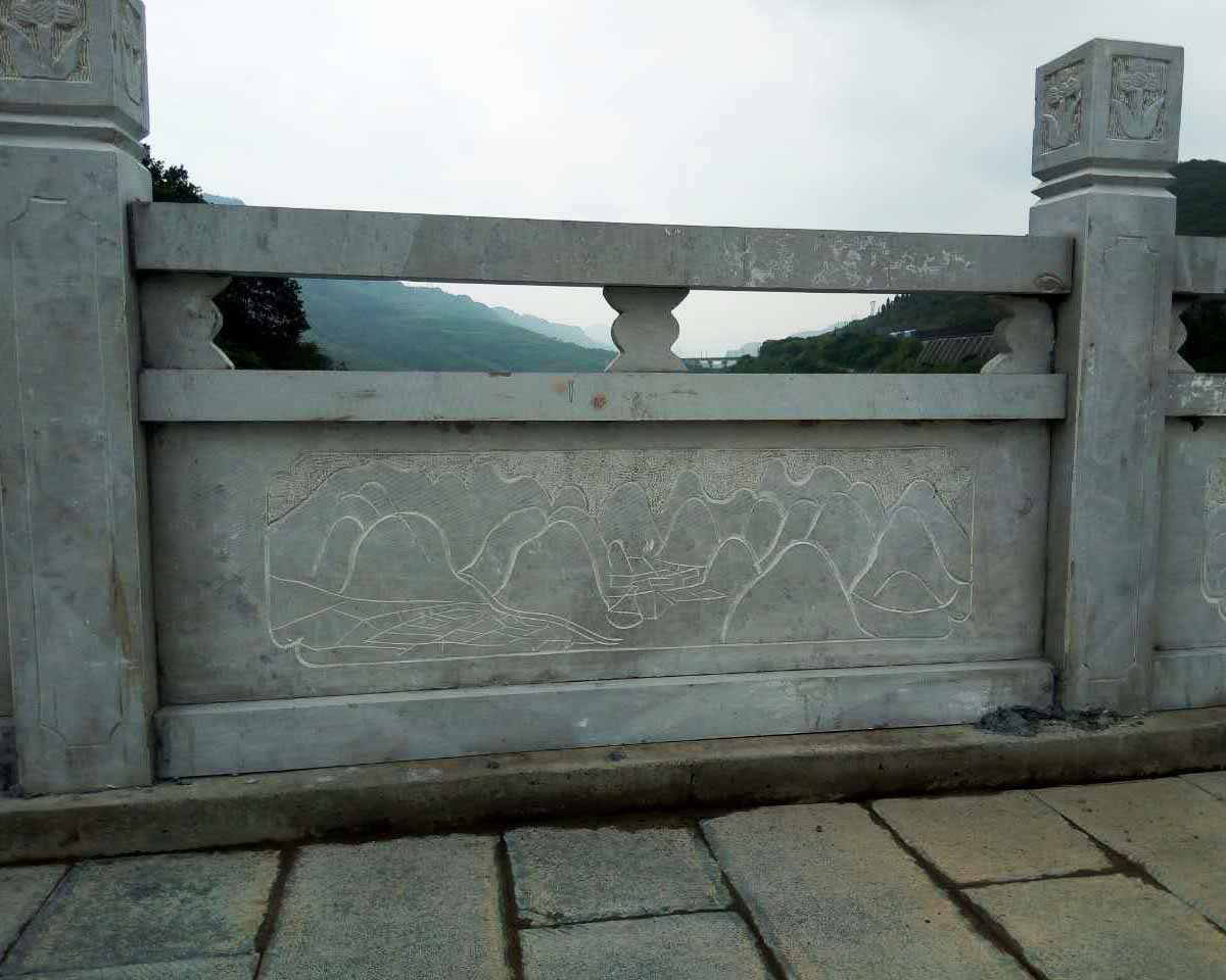 兴义石材栏杆