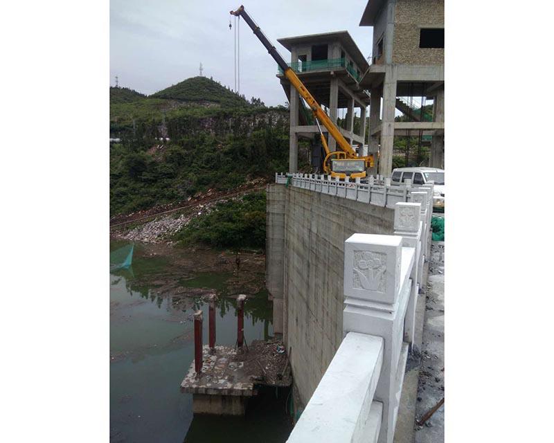 天津石材护栏