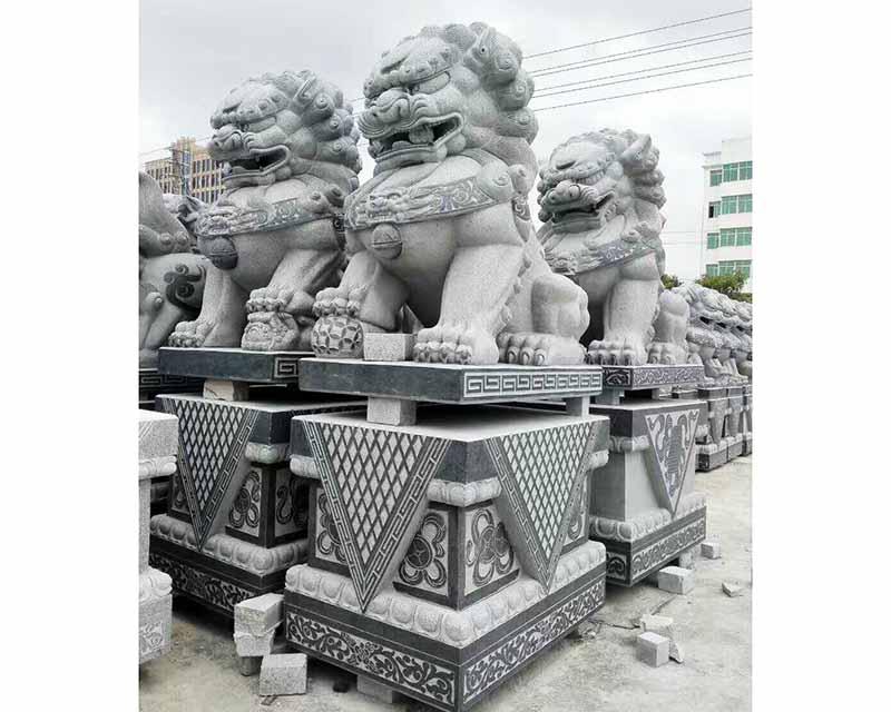 天津贵州石狮子