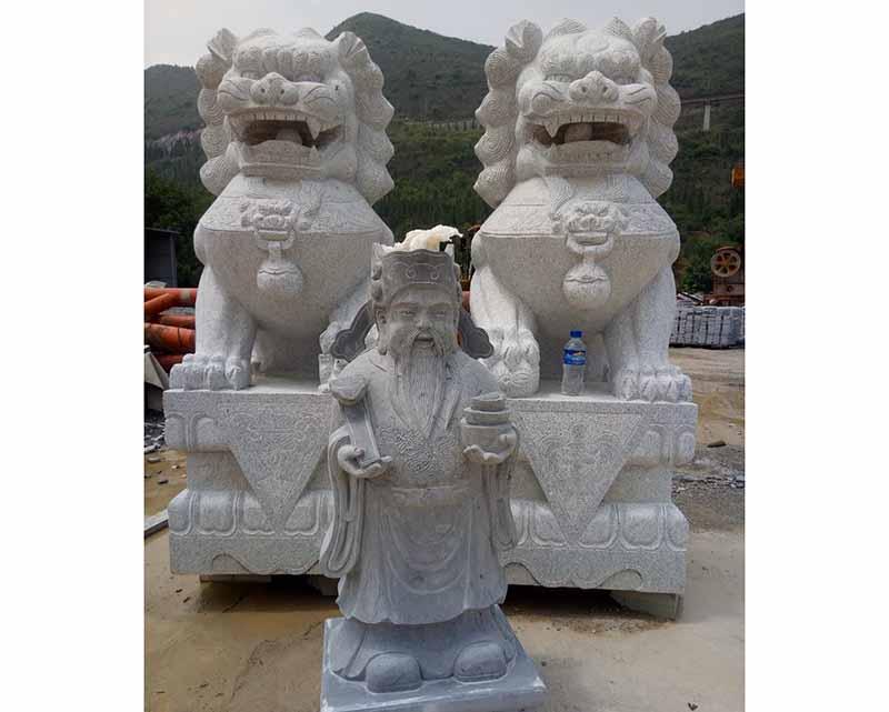 贵州贵阳石狮子