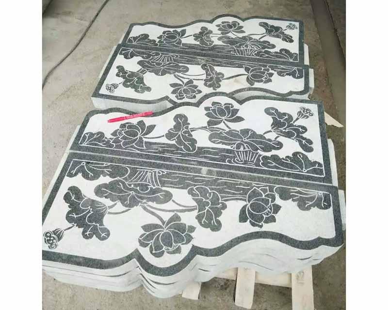 西安贵阳石材线雕