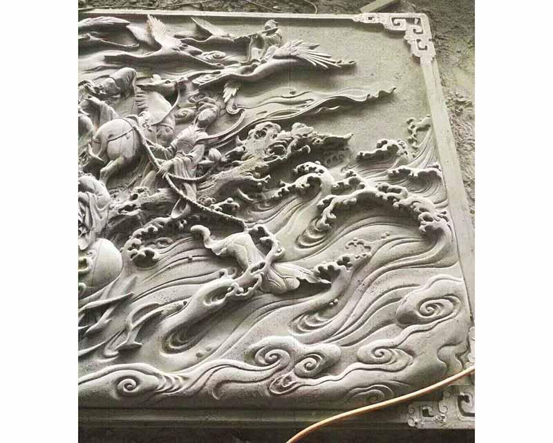 天津安顺石材浮雕