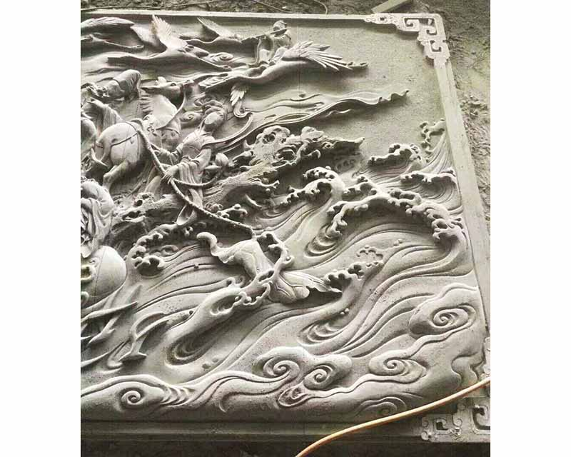 南京安顺石材浮雕