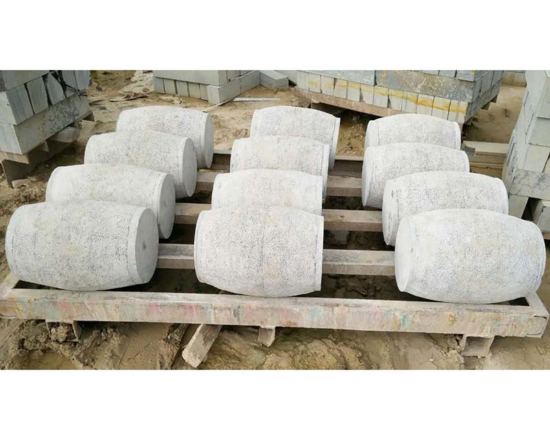 西安石材圆凳
