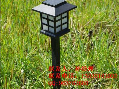 石家庄草坪灯设计