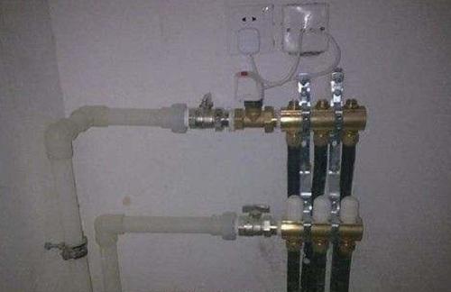 公寓燃气改造