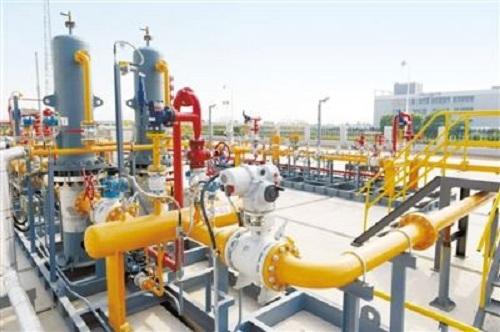 鄭州工商業燃氣管道