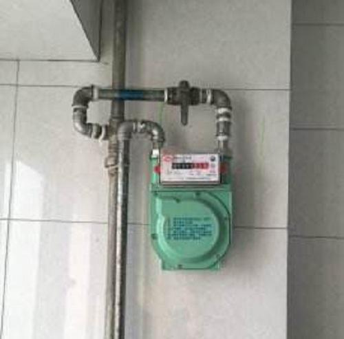 郑州燃气移表改管