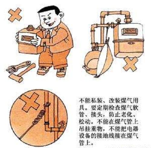 河南燃氣公司工程安裝