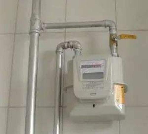 燃氣公司安裝