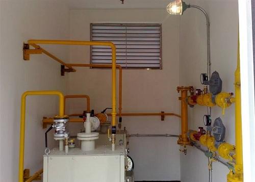 燃氣管網改造