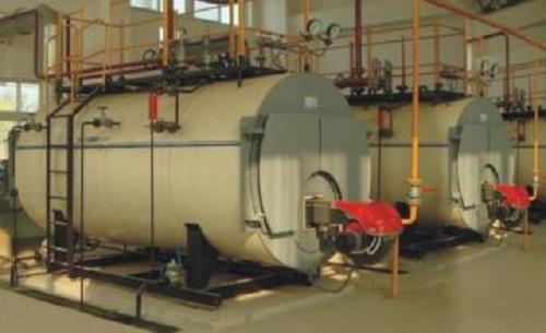 燃气锅炉改造