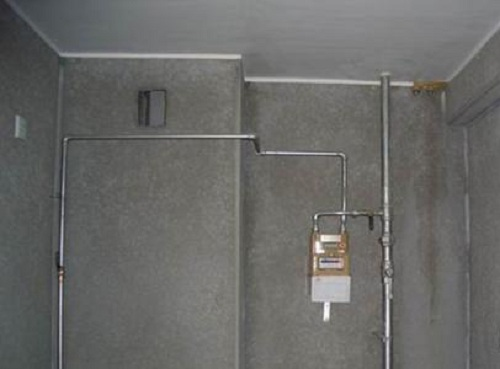 住宅燃氣管道改造