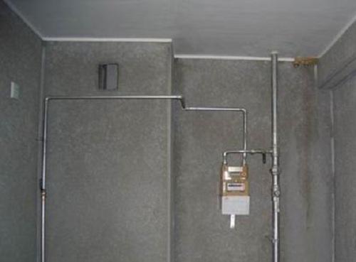 住宅betway必威官方网站管道改造