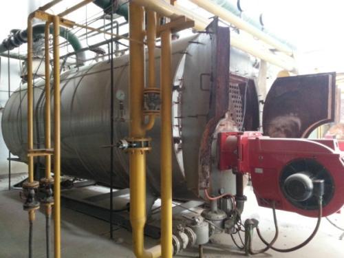 鄭州燃氣鍋爐改造