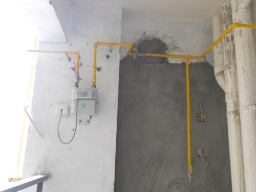 房屋燃气管道改造