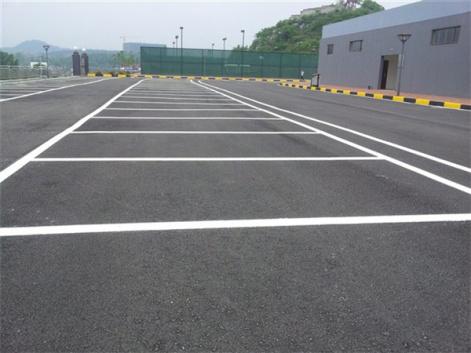 十堰道路划线施工