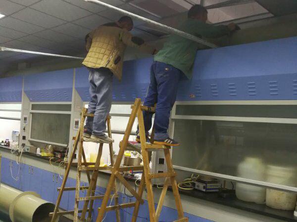 成都实验室通风柜设计