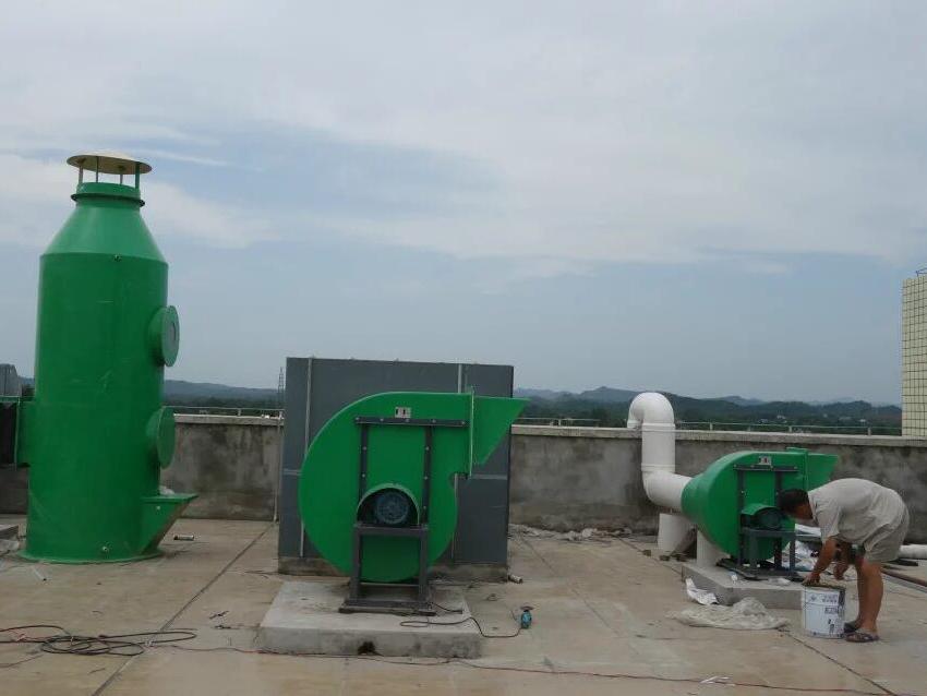 专业废气碳处理