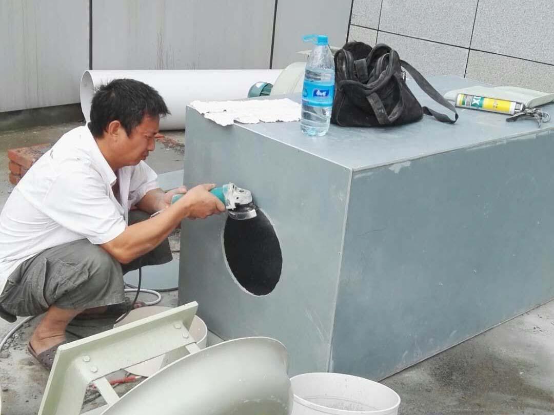 四川废气塔处理设备