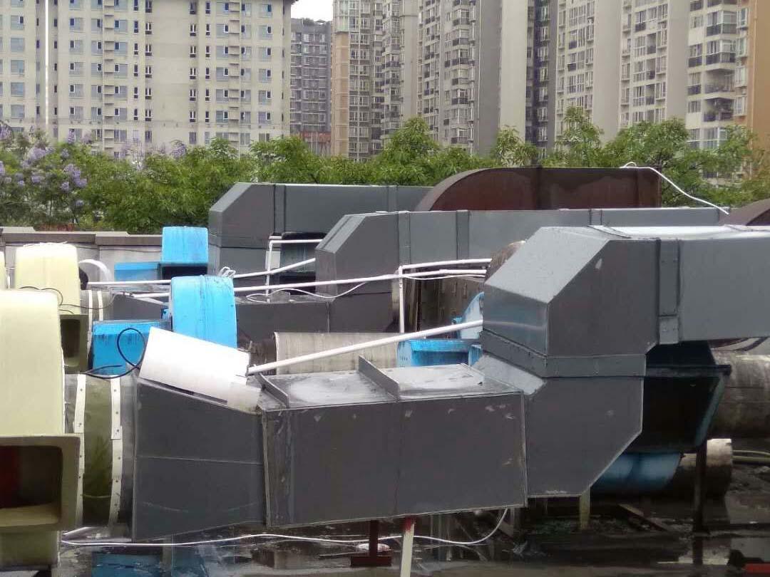 四川专业废气碳处理设备